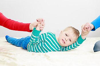 Hoe ga je om met je kind(eren) na een scheiding Samen om Tafel mediation & advies